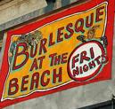 Burlesque on the Beach New York City