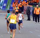 Bronx Half Marathon in New York