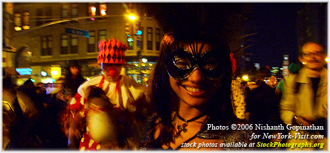 Halloween Day Parade