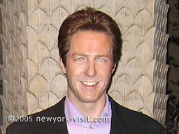 Hugh Grant at Madame Tussauds ~ Portraits of iconic celebrities and trendsetters who helped shape each decade of the 20th century are represented in vignettes highlighted by the fashions, trends, news and fads of the era.
