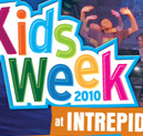 Kids Week at Intrepid Museum New York