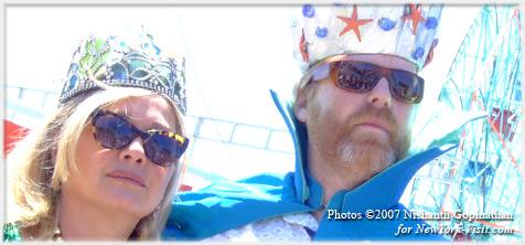 Coney Island Mermaid Parade 2007