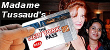 Madame Tussauds Wax Museum New York City
