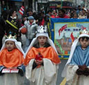 Three Kings Day Parade in New York City