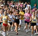 Women's Mini-Marathon 2008