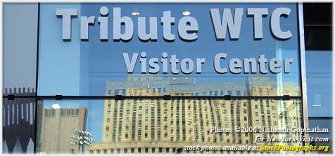 Tribute WTC Visitor Center