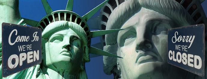 Statue of Liberty Status