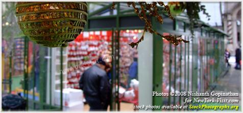Holiday Shops at Bryant Park