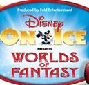 Disney On Ice Worlds of Fantasy in New York City