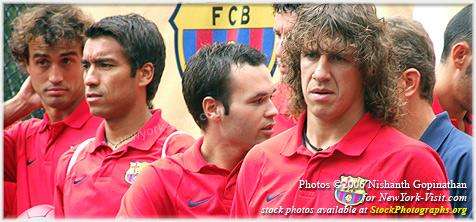 FCB Barca Barcelona Soccer Football