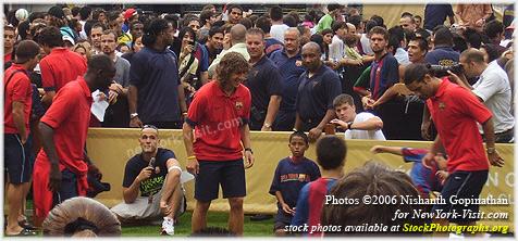FC Barcelona Soccer Tour