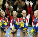 The 2008 Tour of Gymnastics Superstars in New York City