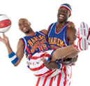 Harlem Globetrotters in New York City
