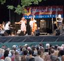 Charlie Parker Jazz Festival in New York City