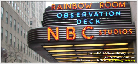 NBC Studios New York City
