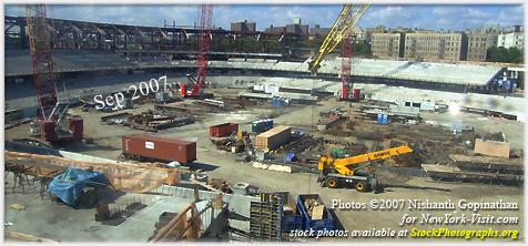 New Yankee Stadium Design