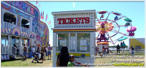 New York Fairs