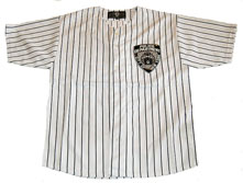 NYPD NYPD White Baseball Jersey