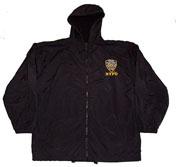 NYPD Jacket with Hood