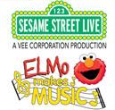 Sesame Street Live Elmo Makes Music