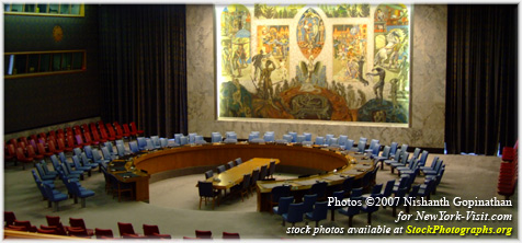 United Nations Security Council New York City