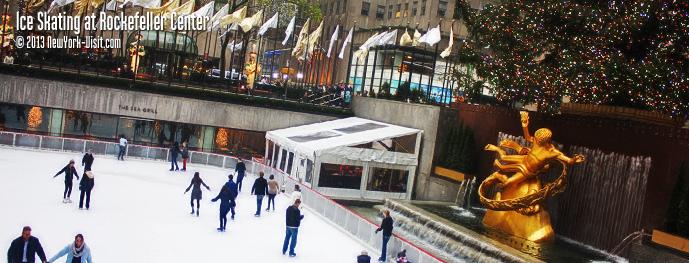 Ice Skating NYC