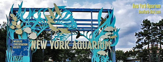 New York Aquarium Coney Island