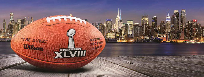 Superbowl 2014 NY NJ