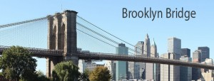 Brooklyn Bridge Top 10 Must See New York