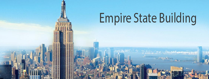 Must see new york empire state building new york visit for Must see nyc attractions