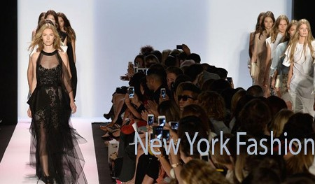 Mercedes Benz New York Fall Fashion Week...