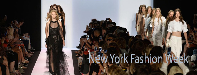 Mercedes Benz New York Fashion Week 2014