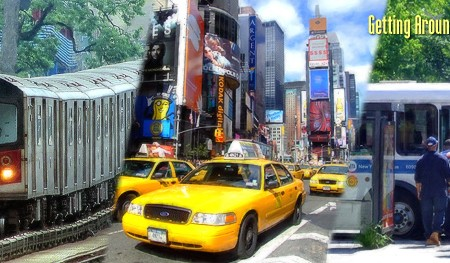 Getting Around New York City – Taxi,...