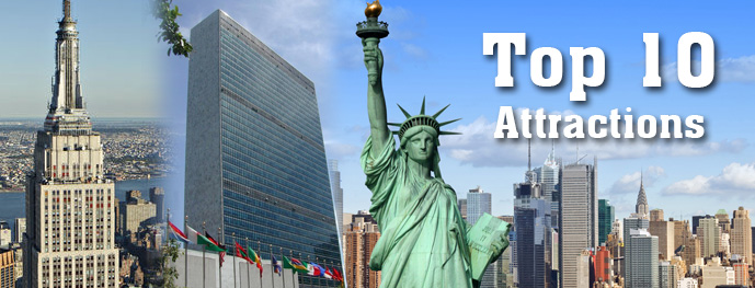 New york visit nyc tourist guide for Top ten things to do in ny