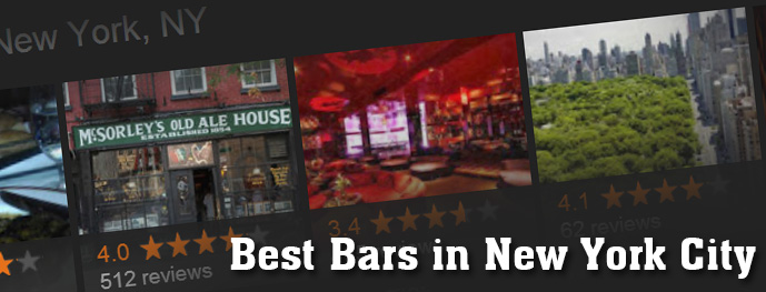 Best Bars in New York City