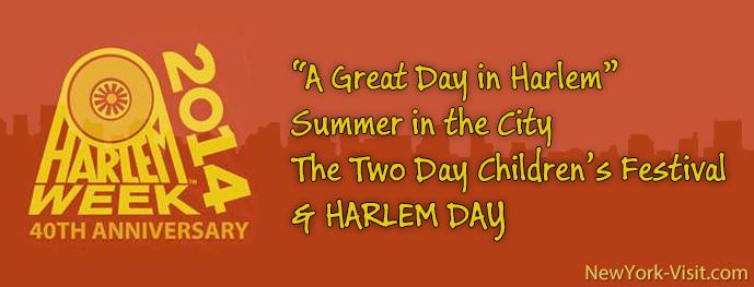 Harlem Week 2014