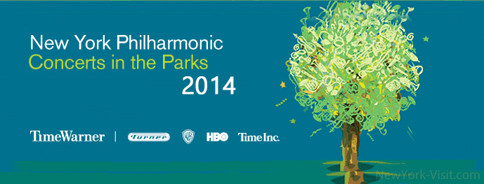 New York Philharmonic Concerts in the Park 2014