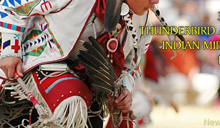 Thunderbird American-Indian Pow-Wow 2014