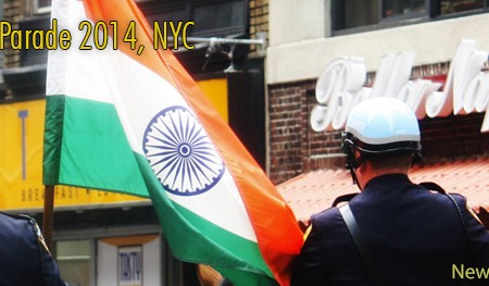 India Day Parade New York 2014