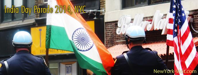 India Day Parade New York 2014
