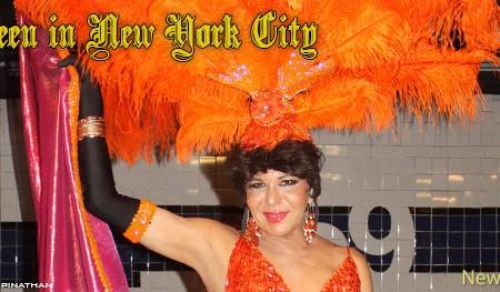 Village Halloween Parade NY 2014
