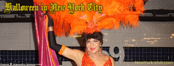 Halloween NYC 2014