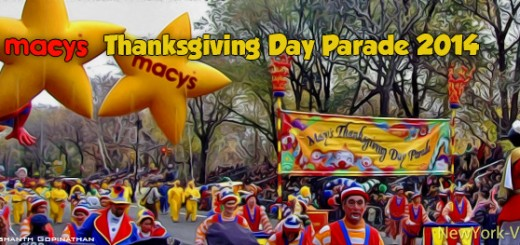 New York City Macy's Thanksgiving Day Parade 2014