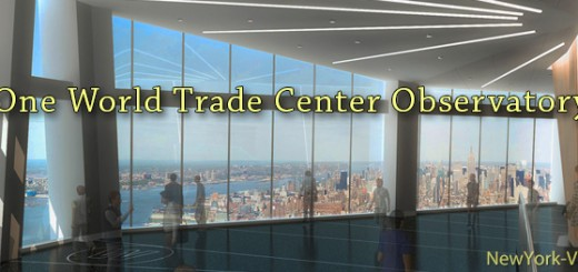 One World Trade Center Observation Deck