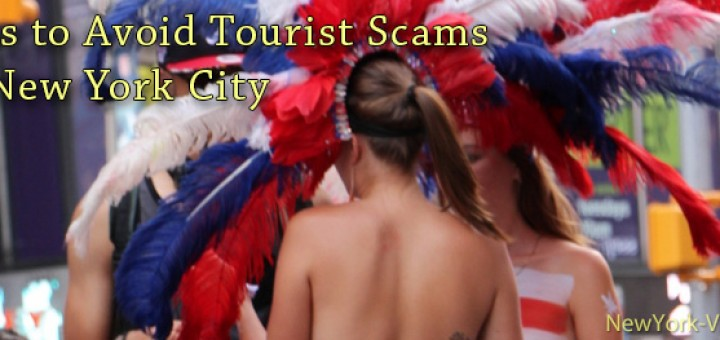 Tips to Avoid Tourist Scams in New York City